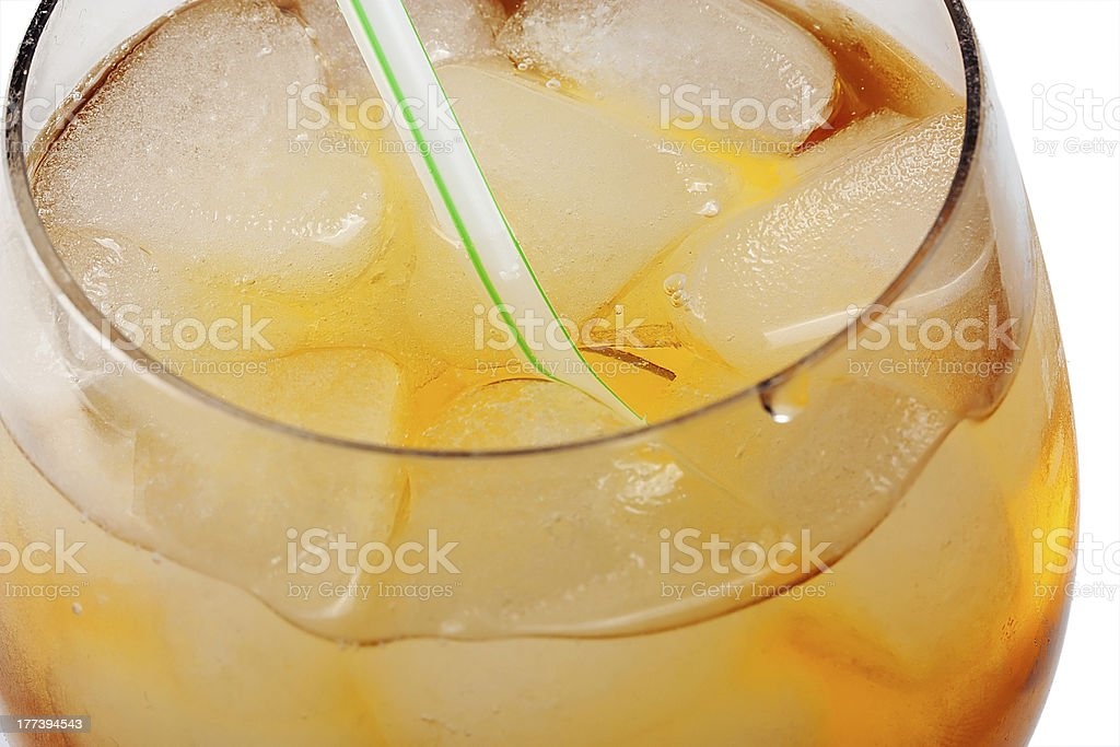 ice cocktails royalty-free stock photo