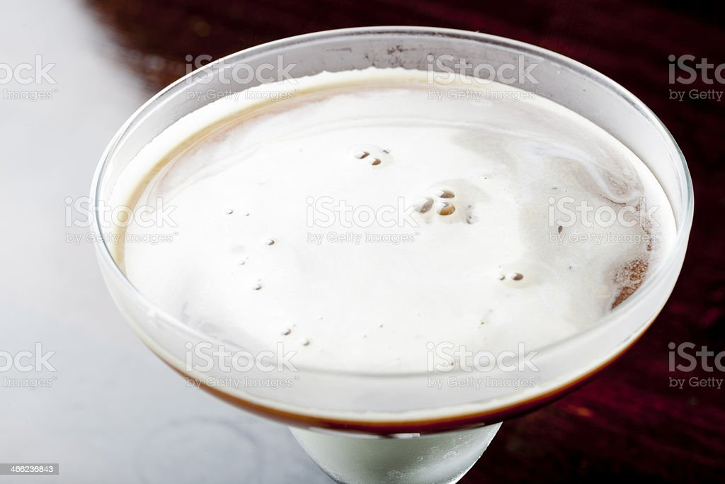 Ice Cofe royalty-free stock photo