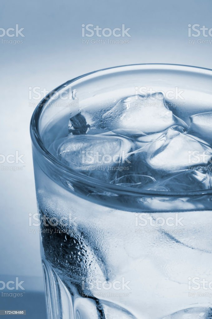 ice cold drink series royalty-free stock photo