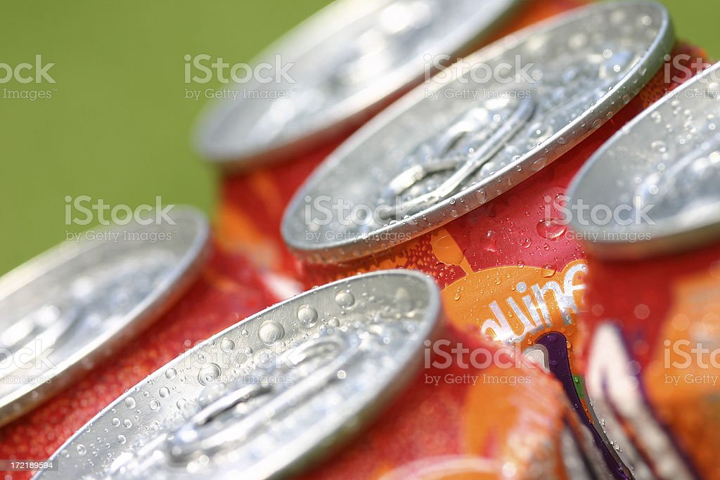 Ice Cold Drinks royalty-free stock photo