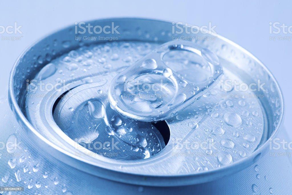 Ice Cold Refreshing Soda stock photo