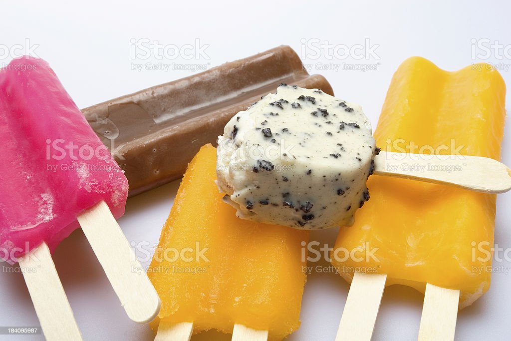 Ice Cream Goodies royalty-free stock photo