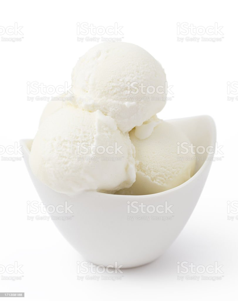 Ice Cream - Panna stock photo