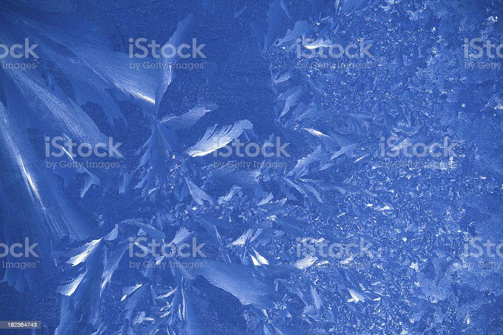 ice crystal royalty-free stock photo