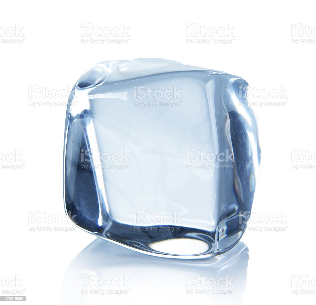 ice cubes royalty-free stock photo