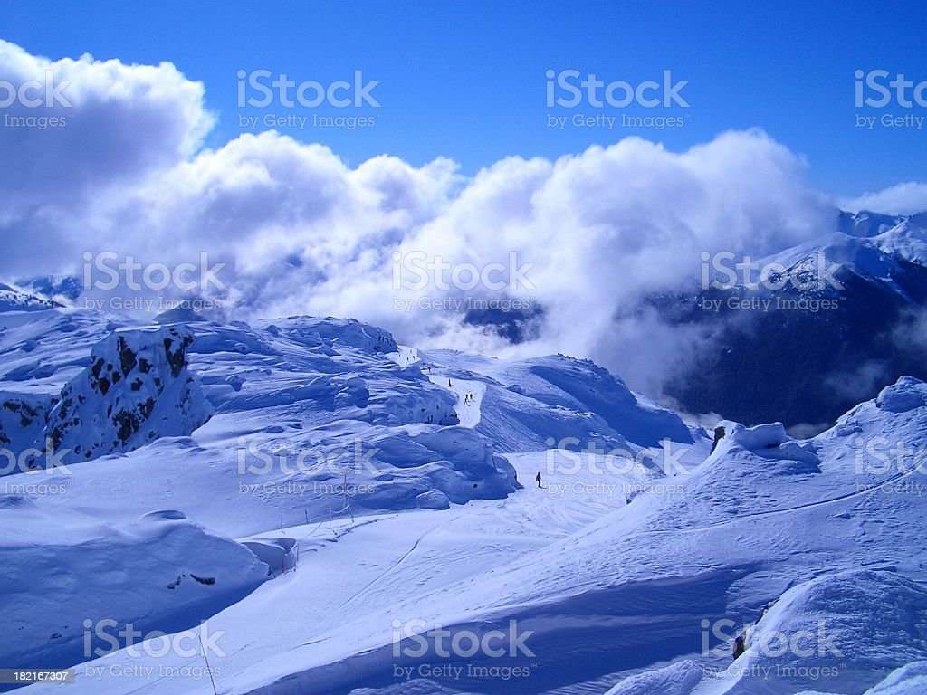 Ice Forms royalty-free stock photo