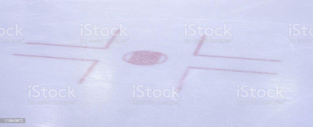 Ice Hockey Arena stock photo