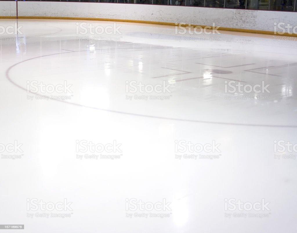 Ice Hockey Arena royalty-free stock photo