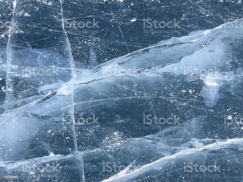 Ice Ice baby royalty-free stock photo