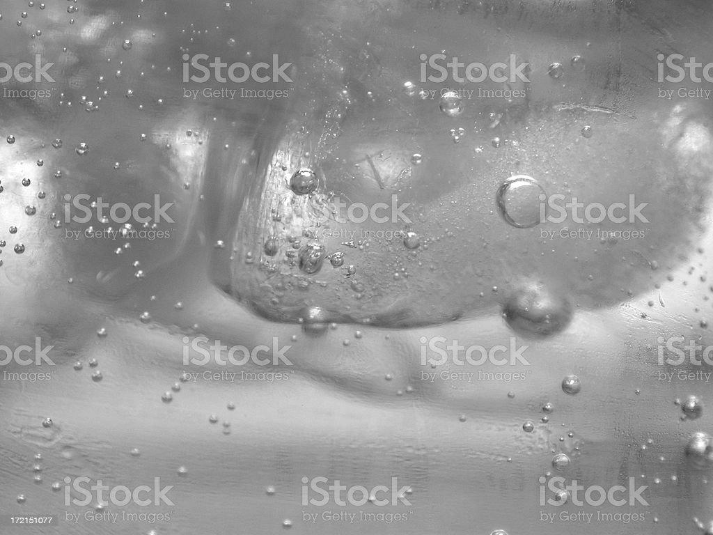 Ice Insides royalty-free stock photo