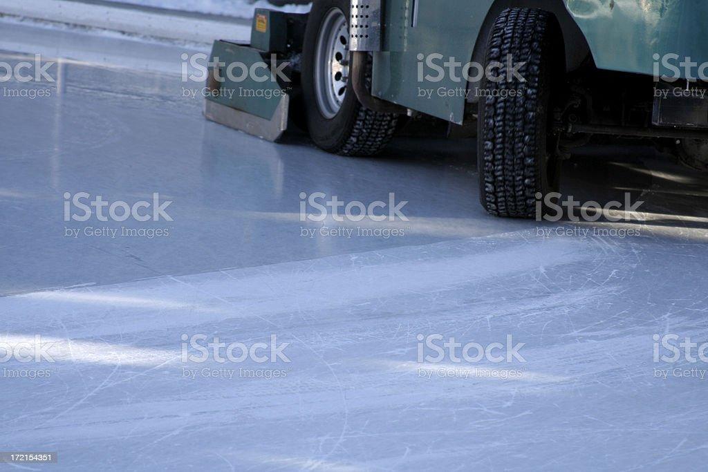 Ice Machine Rounding Corner royalty-free stock photo