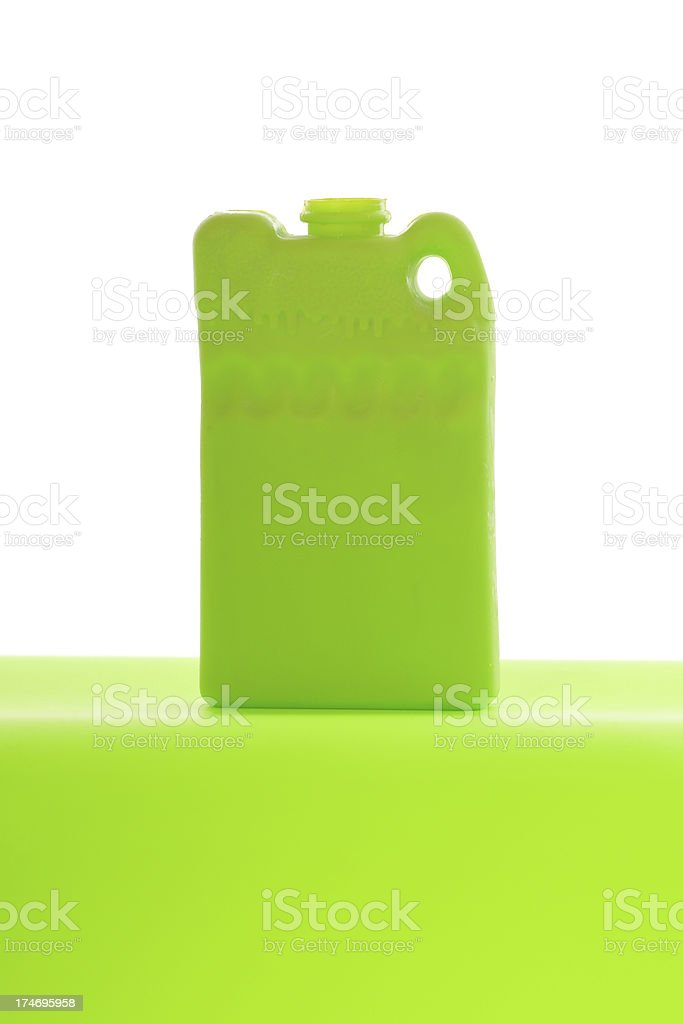 Ice pack royalty-free stock photo