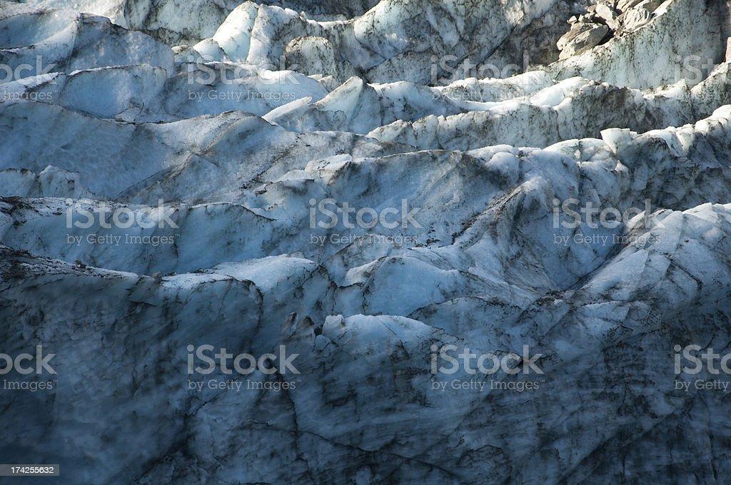 ice patterns royalty-free stock photo