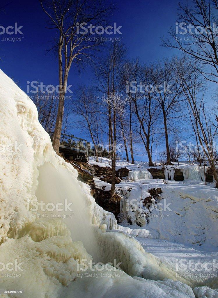 Ice royalty-free stock photo