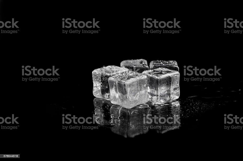 Ice  foto de stock libre de derechos
