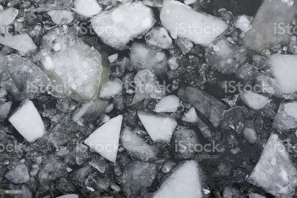 Ice Series royalty-free stock photo