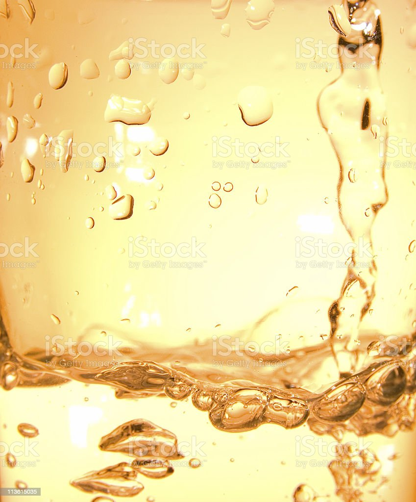 ice splashing water stock photo