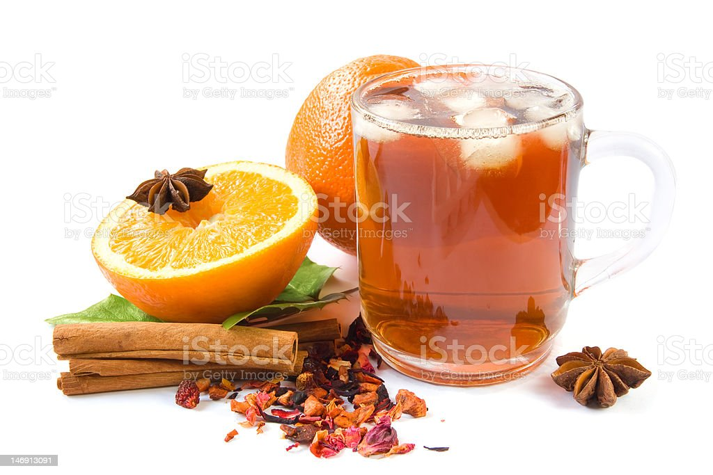 Ice tea royalty-free stock photo