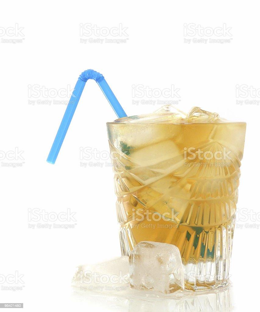 Ice tea royalty-free stock photo