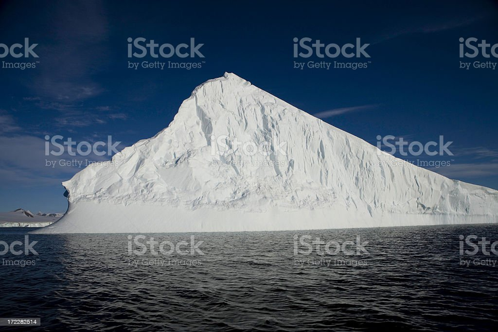 Iceberg Antarctica royalty-free stock photo
