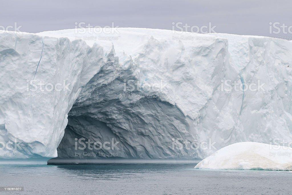 Iceberg in Ilulissat stock photo
