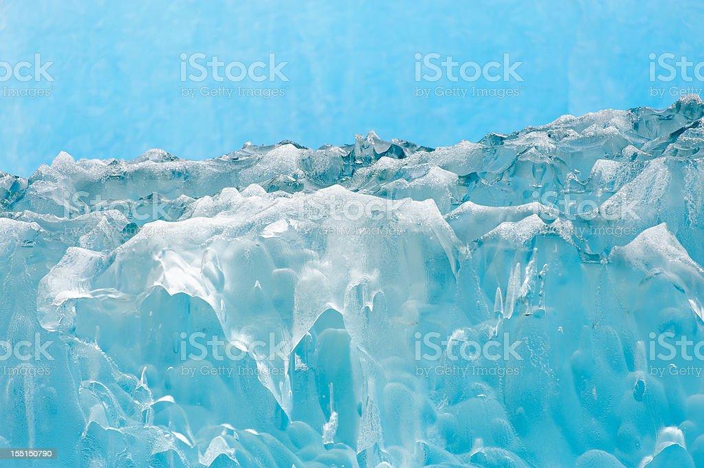 Iceberg Interior stock photo