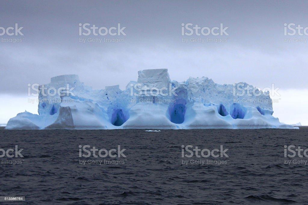 Iceberg foto stock royalty-free