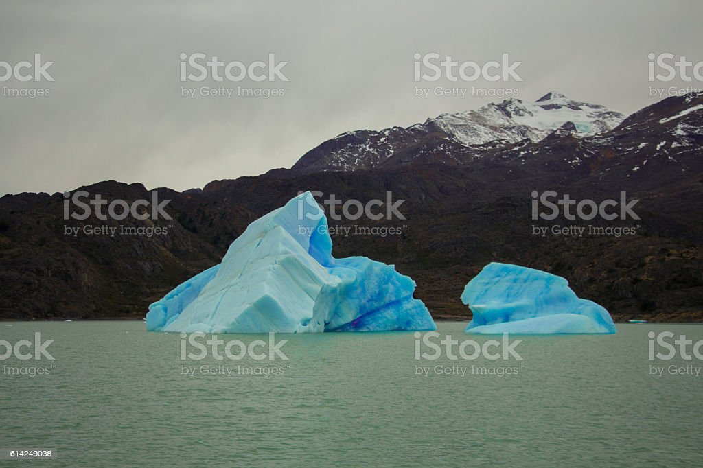iceberg stock photo