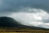 Iceland, dramatic sky