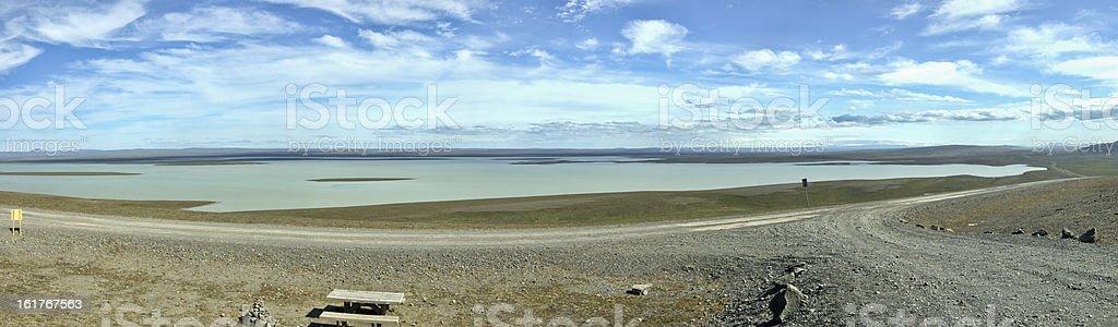 Iceland Highlands royalty-free stock photo