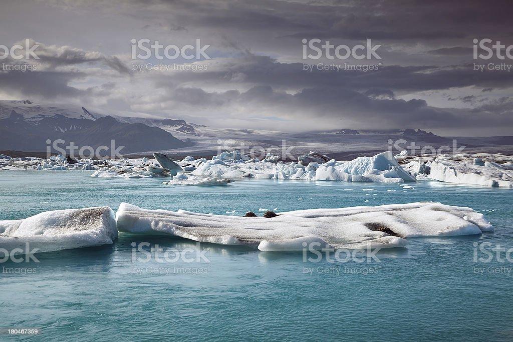 Iceland Landscape. royalty-free stock photo