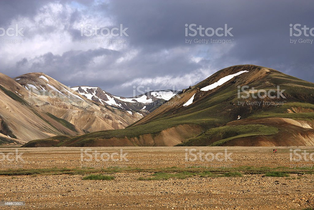 Iceland stock photo