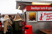 Icelandic famous Hot Dogs