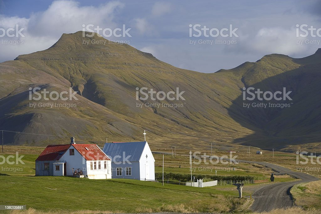 Icelandic Landscape royalty-free stock photo