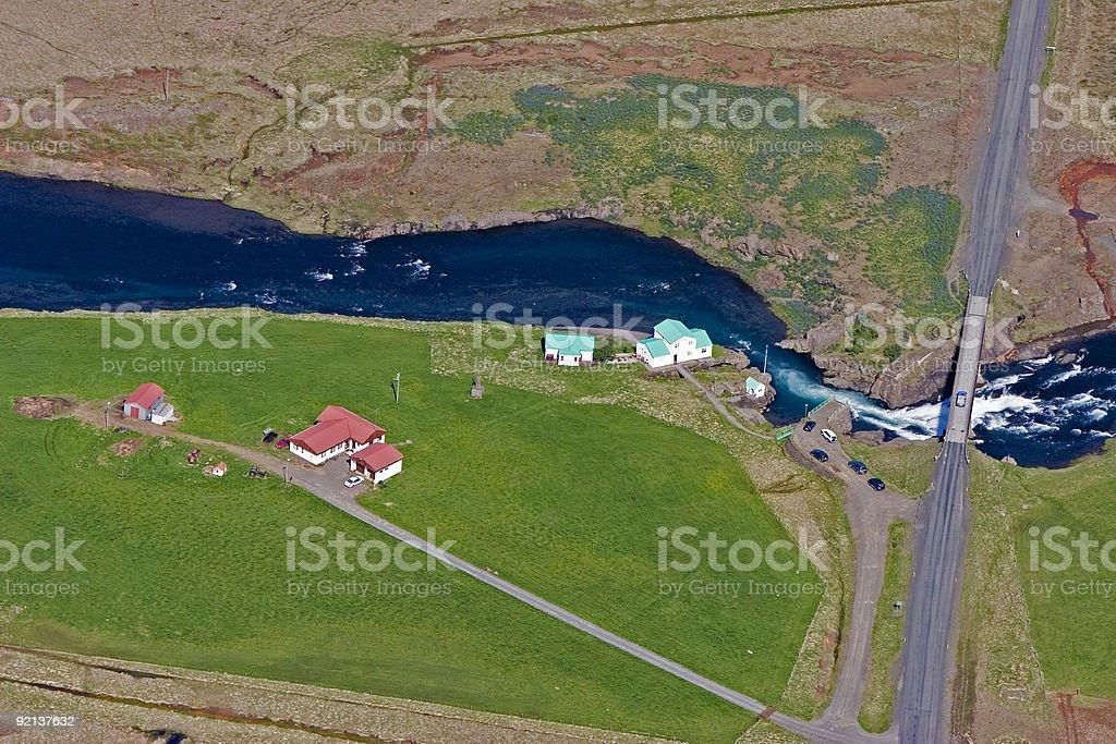 Icelandic landscape royalty-free stock photo