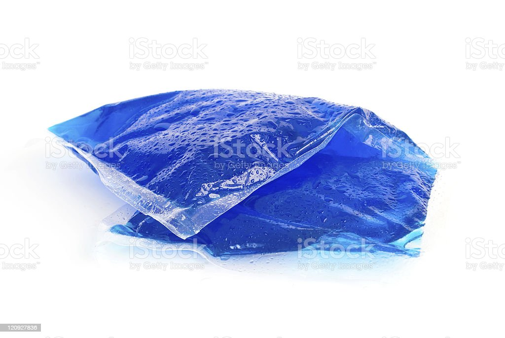 IcePack royalty-free stock photo