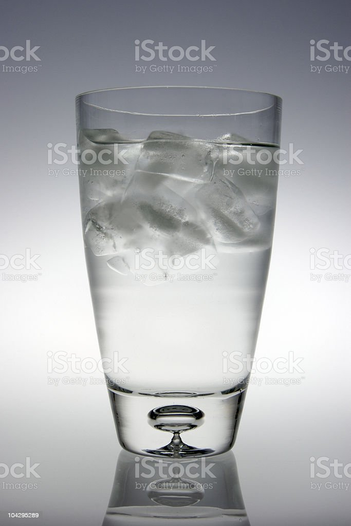 Icewater Lizenzfreies stock-foto