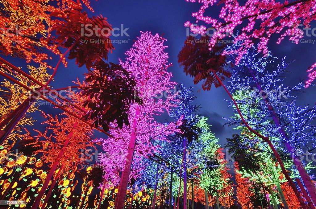 I-City theme park,Shah Alam Malaysia royalty-free stock photo