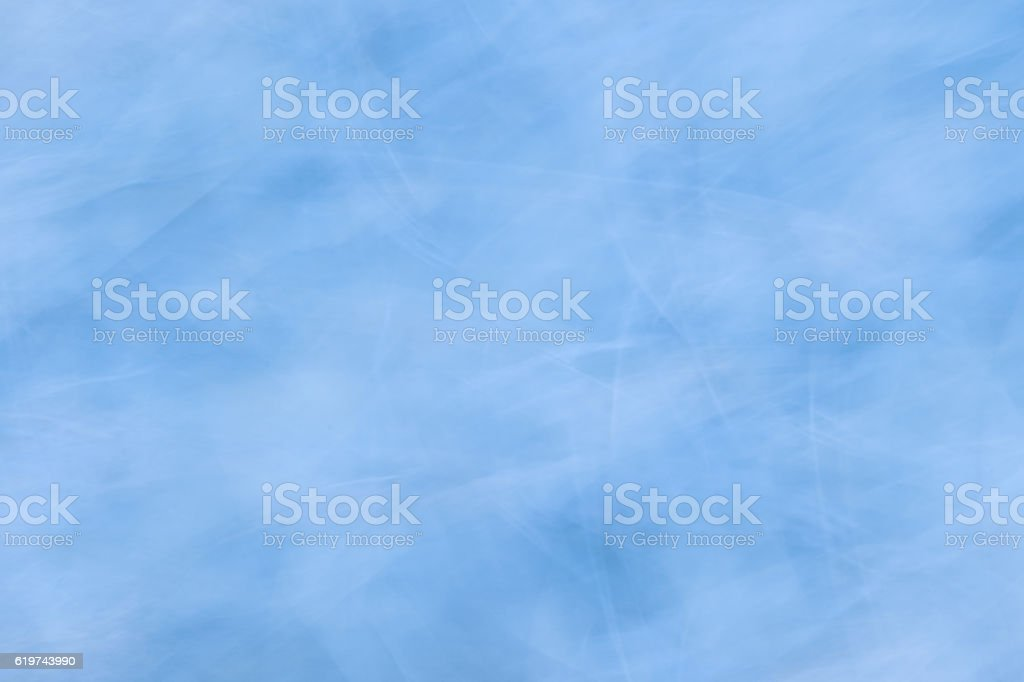 Icm-Blue ice stock photo