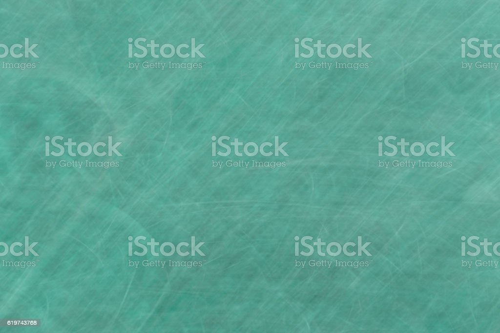 Icm-Green structure stock photo