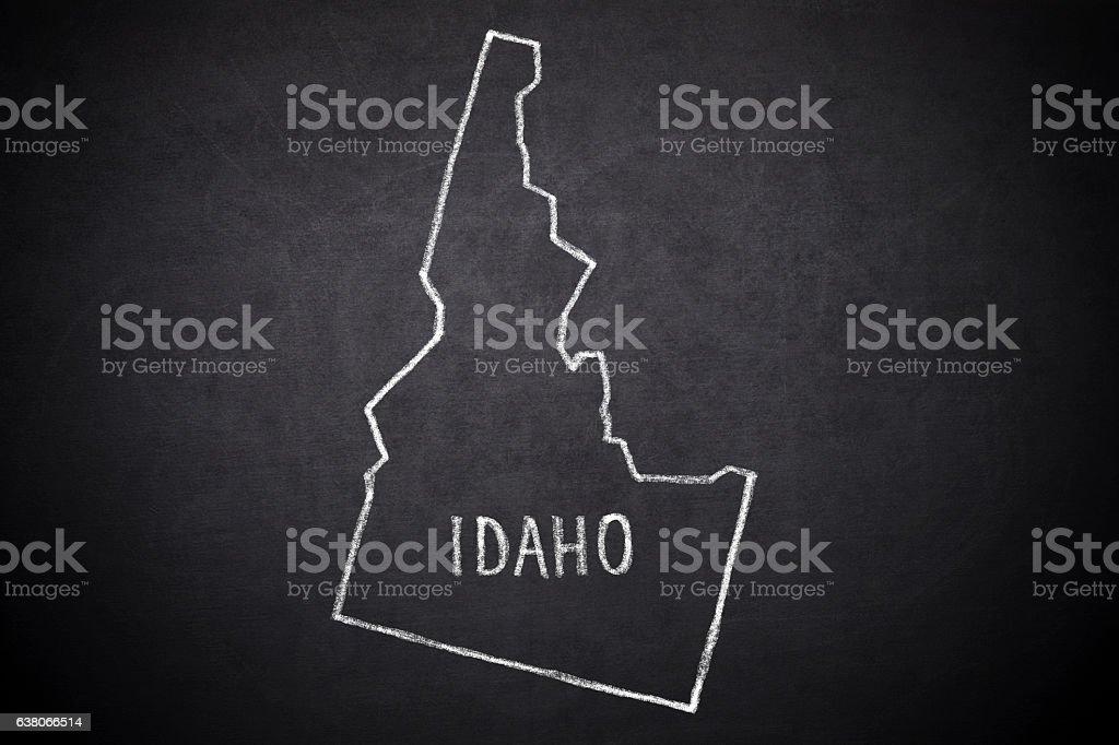 Idaho stock photo