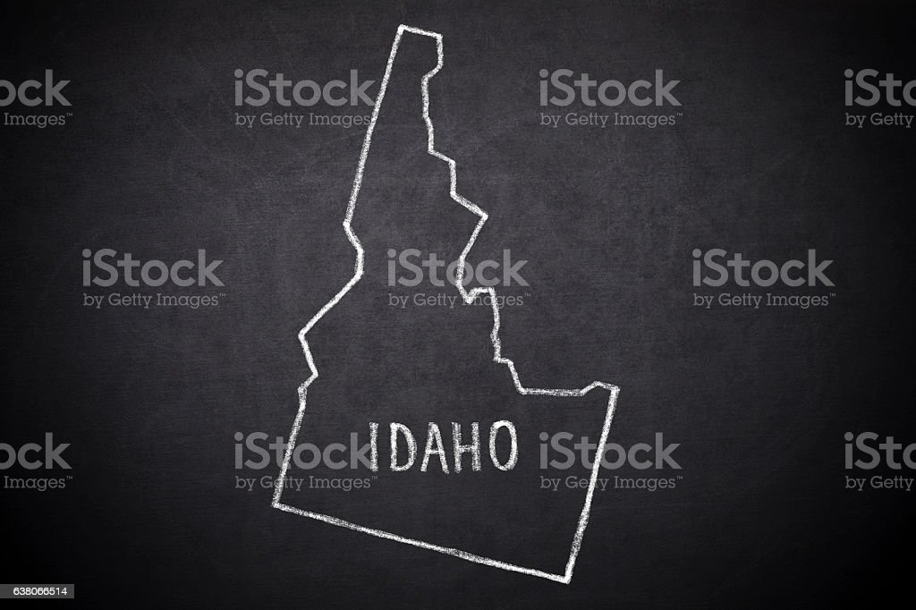 Idaho stock photo