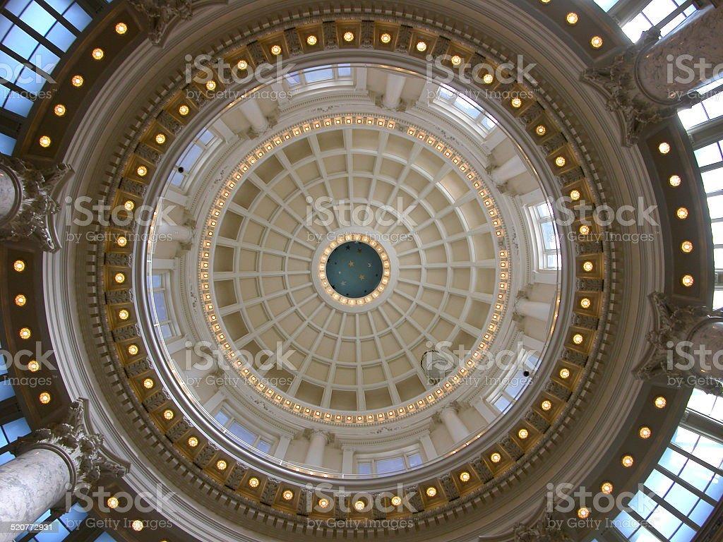Idaho State Capitol - Boise stock photo