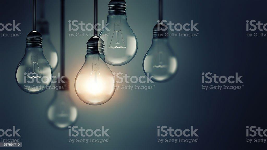 Idea Concept Image Stock Photo