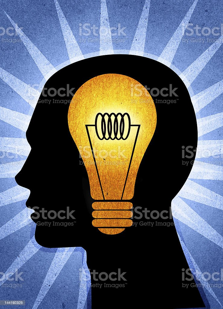 Idea! (Series 3 of Three) royalty-free stock photo