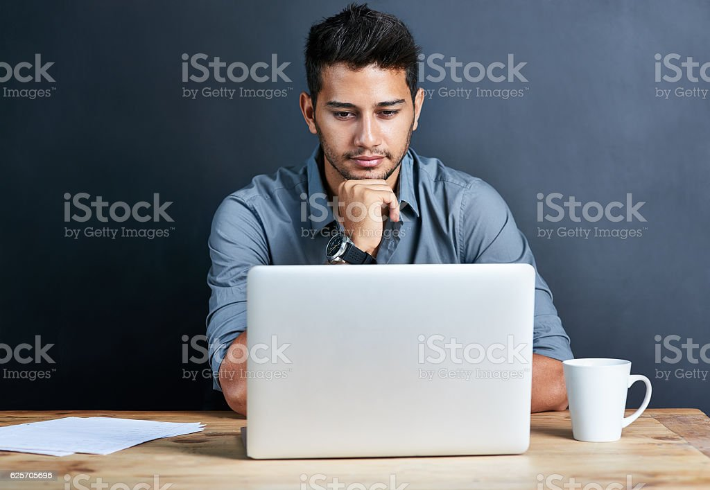 Ideas are better understood once pulled apart first stock photo