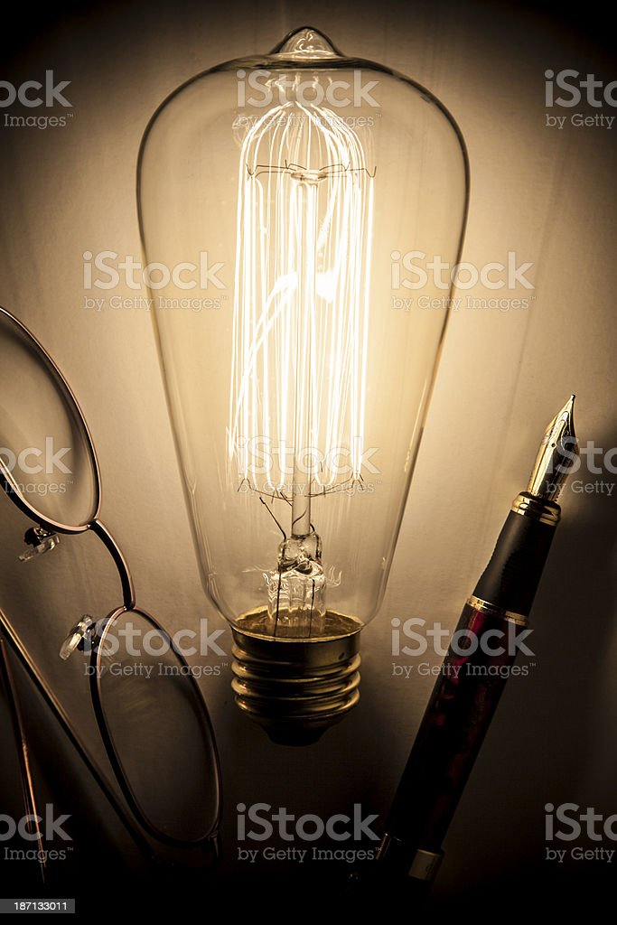 Ideas. royalty-free stock photo