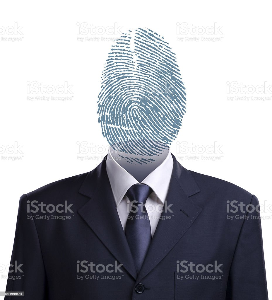 identity concept royalty-free stock photo