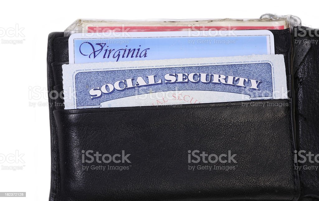 Identity royalty-free stock photo