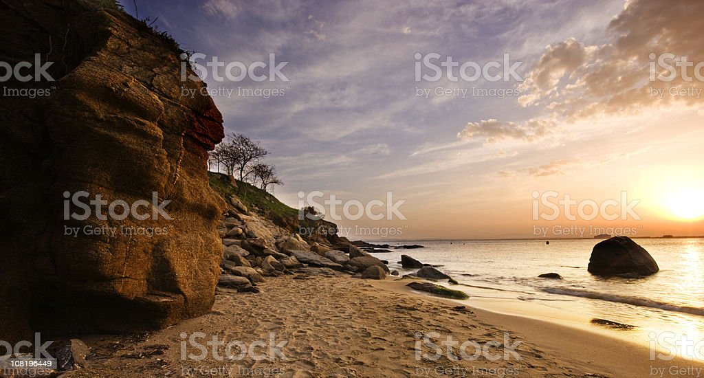 Idli]ylic beach royalty-free stock photo